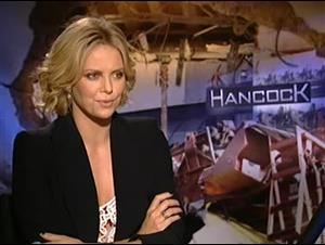 Charlize Theron (Hancock) Interview Video Thumbnail