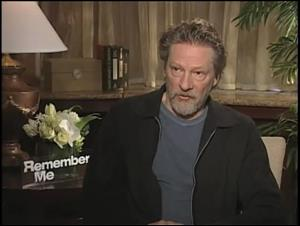 Chris Cooper (Remember Me) Interview Video Thumbnail