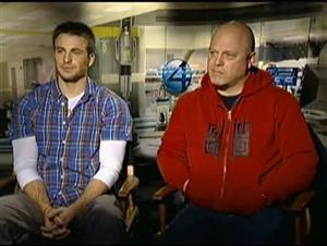 Chris Evans & Michael Chiklis (Fantastic Four: Rise of the Silver Surfer) Interview Video Thumbnail