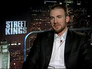 Chris Evans (Street Kings) Interview Video Thumbnail