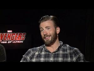 Chris Hemsworth & Chris Evans (Avengers: Age of Ultron) Interview Video Thumbnail