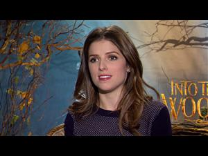 Chris Pine & Anna Kendrick (Into the Woods) Interview Video Thumbnail