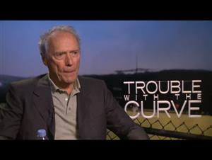 Clint Eastwood (Trouble with the Curve) Interview Video Thumbnail
