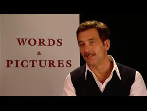 Clive Owen (Words and Pictures) Interview Video Thumbnail
