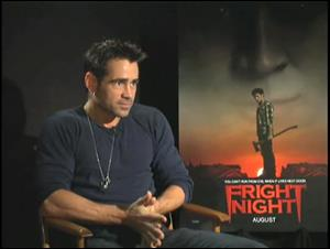 Colin Farrell (Fright Night) Interview Video Thumbnail