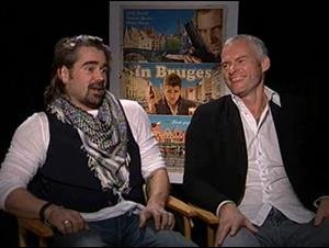 Colin Farrell & Martin McDonagh (In Bruges) Interview Video Thumbnail
