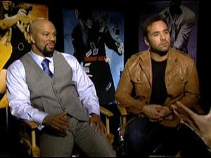 COMMON & JEREMY PIVEN (SMOKIN' ACES) Interview Video Thumbnail