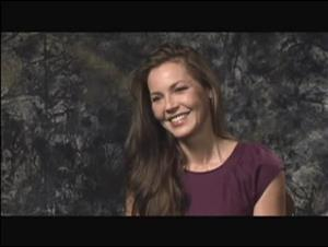 Connie Nielsen (A Shine of Rainbows) Interview Video Thumbnail