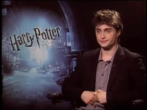 Daniel Radcliffe (Harry Potter and the Half-Blood Prince) Interview Video Thumbnail