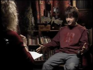 Daniel Radcliffe (Harry Potter and the Philosopher's Stone) Interview Video Thumbnail
