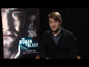 Daniel Radcliffe (The Woman in Black) Interview Video Thumbnail