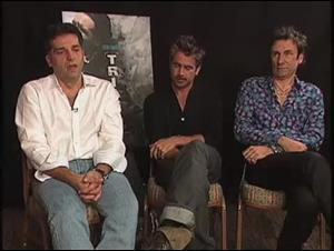 Danis Tanovic, Colin Farrell & Branko Djuric (Triage) Interview Video Thumbnail