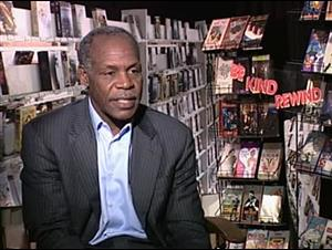 Danny Glover (Be Kind Rewind) Interview Video Thumbnail
