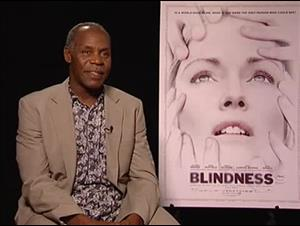 Danny Glover (Blindness) Interview Video Thumbnail