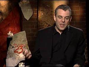 DANNY HUSTON (THE NUMBER 23) Interview Video Thumbnail