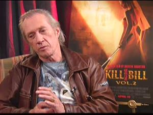 DAVID CARRADINE Interview Video Thumbnail