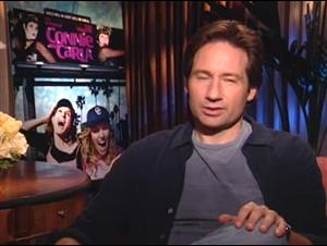 DAVID DUCHOVNY Interview Video Thumbnail