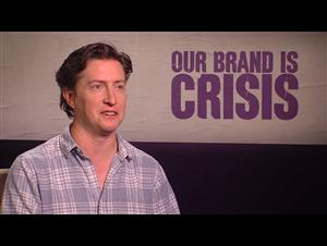 David Gordon Green - Our Brand Is Crisis Interview Video Thumbnail