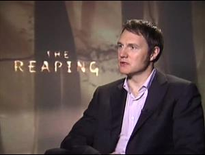 David Morrissey (The Reaping) Interview Video Thumbnail