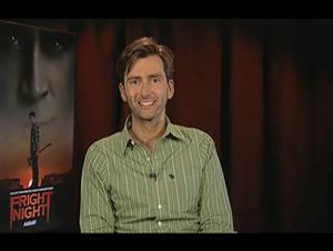 David Tennant (Fright Night) Interview Video Thumbnail
