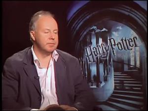 David Yates (Harry Potter and the Half-Blood Prince) Interview Video Thumbnail