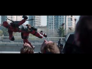 Deadpool - Restricted Trailer Video Thumbnail