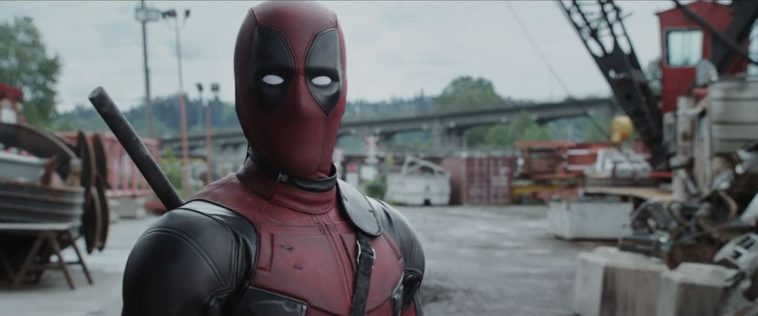 Deadpool trailer 2016 movie trailers and videos for What are the showtimes for deadpool