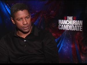 DENZEL WASHINGTON - THE MANCHURIAN CANDIDATE Interview Video Thumbnail