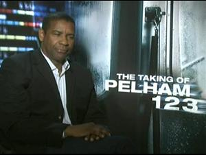 Denzel Washington (The Taking of Pelham 123) Interview Video Thumbnail