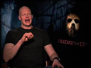 Derek Mears (Friday the 13th) Interview Video Thumbnail