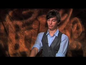 Devon Bostick (Adoration) Interview Video Thumbnail