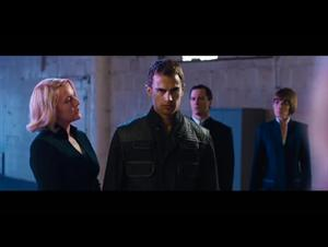 Divergent Movie Clip - Beauty In Your Resistance Video Thumbnail