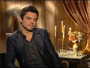 Dominic Cooper (The Duchess) Interview Video Thumbnail