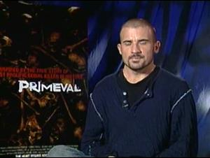 DOMINIC PURCELL (PRIMEVAL) Interview Video Thumbnail