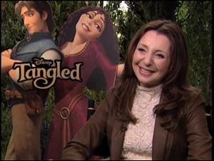 Donna Murphy (Tangled) Interview Video Thumbnail