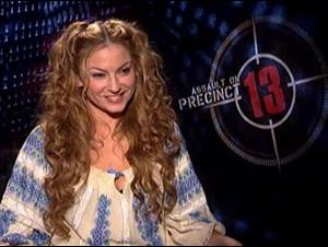 DREA DE MATTEO - ASSAULT ON PRECINCT 13 Interview Video Thumbnail