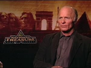 Ed Harris (National Treasure: Book of Secrets) Interview Video Thumbnail