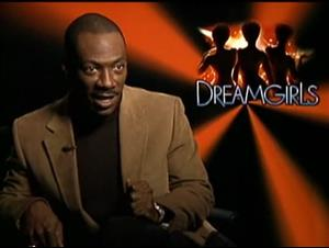 EDDIE MURPHY (DREAMGIRLS) Interview Video Thumbnail