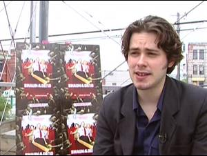 EDGAR WRIGHT - SHAUN OF THE DEAD Interview Video Thumbnail