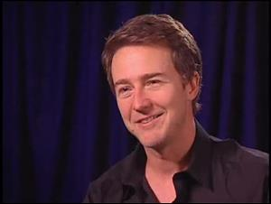 Edward Norton (Leaves of Grass) Interview Video Thumbnail