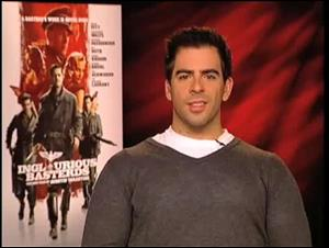 eli-roth-inglourious-basterds Video Thumbnail