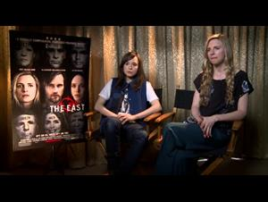 Ellen Page & Brit Marling (The East) Interview Video Thumbnail