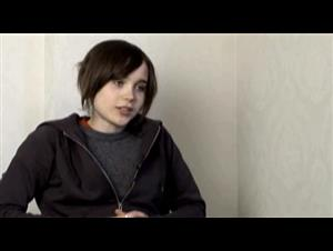 ELLEN PAGE (HARD CANDY) Interview Video Thumbnail