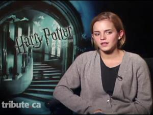 Emma Watson (Harry Potter and the Half-Blood Prince) Interview Video Thumbnail