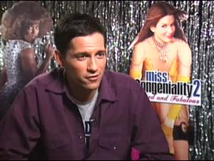 ENRIQUE MURCIANO - MISS CONGENIALITY 2: ARMED AND FABULOUS Interview Video Thumbnail