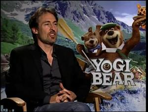 Eric Brevig (Yogi Bear) Interview Video Thumbnail