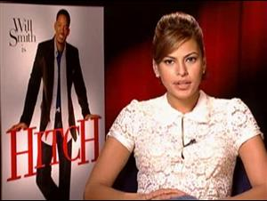 EVA MENDES - HITCH Interview Video Thumbnail