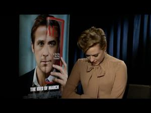 Evan Rachel Wood (The Ides of March) Interview Video Thumbnail