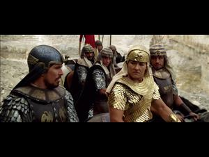 "Exodus: Gods and Kings movie clip - ""Strength"" Video Thumbnail"