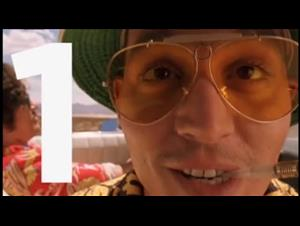 FEAR AND LOATHING IN LAS VEGAS Trailer Video Thumbnail